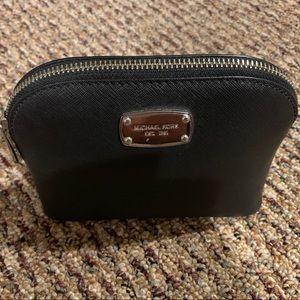 Michael Kors Leather Make-up Bag